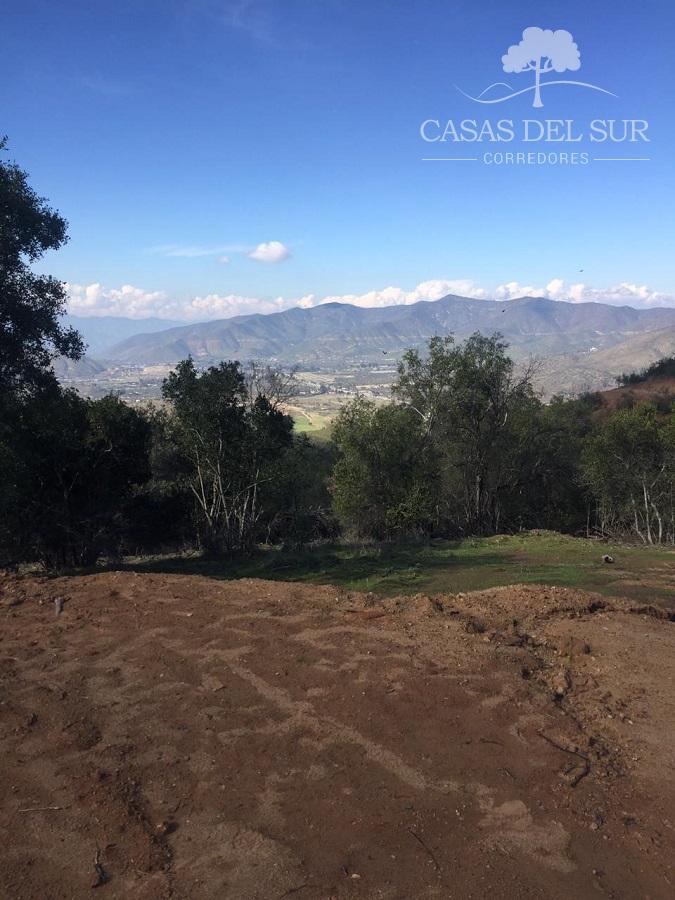 PARECELA DE 10.000 MTS2 CON LUZ Y AGUA EN CURACAVI